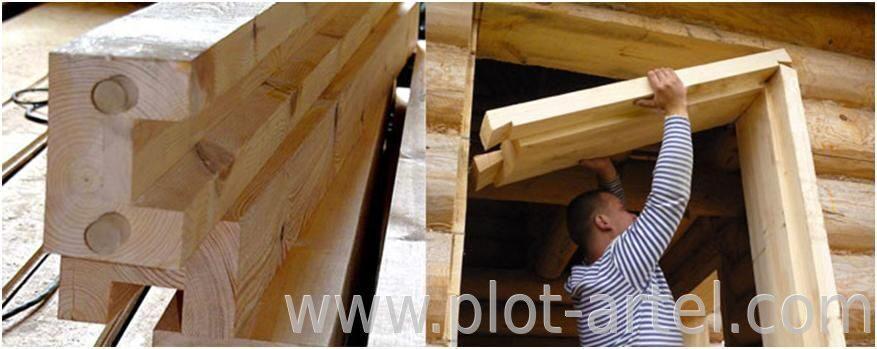 БитбоксУстановить пластиковые окна в деревянный дом своими